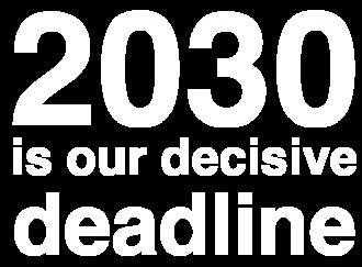 2030-deadline